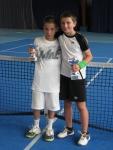Christian Franzi finalista al torneo di Taverne under 12
